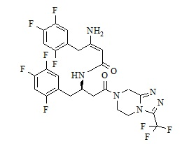 Sitagliptin impurity O related compound