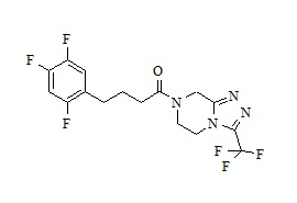 Sitagliptin impurity N