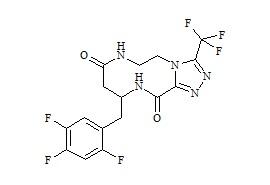 Sitagliptin Triazecine Analog