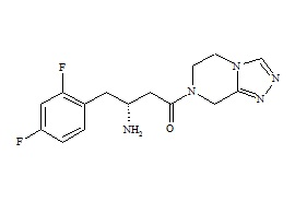 Sitagliptin Impurity 7