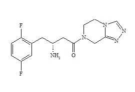 Sitagliptin Impurity 8