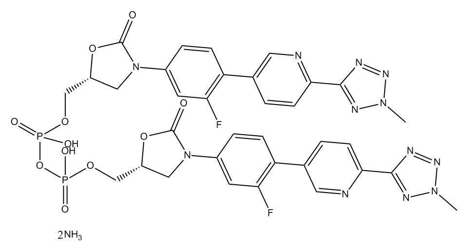 Phosphoric Acid Tedizolid Dimer