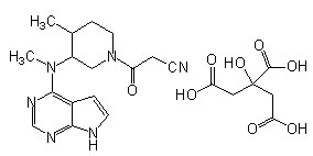 Tofacitinib Citrate Impurity 1((Mixture of A and B))