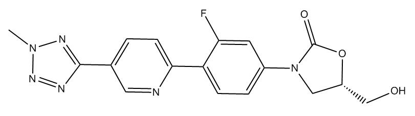 Tedizolid S-Isomer