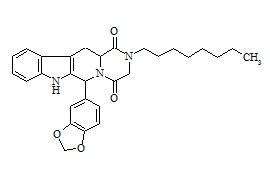 N-Octyl-nortadalafil