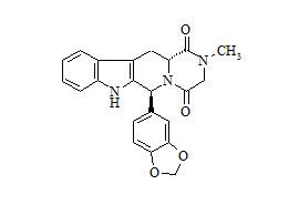 Tadalafil EP Impurity C ((6S,12R)-Tadalafil)