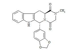 Tadalafil EP Impurity A ((6R,12S)-Tadalafil)