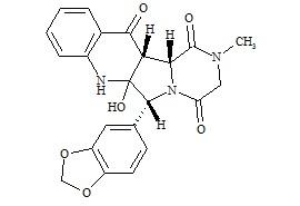 Tadalafil Aminohemiketal Impurity (EP Impurity E)