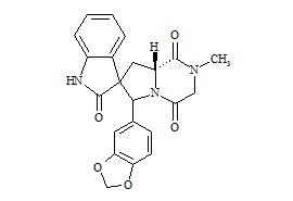 Tadalafil Spiro-oxindole Impurity (EP Impurity I)