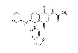 Acetaminotadalafil