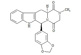 Tadalafil EP Impurity B ((6S,12S)-Tadalafil)
