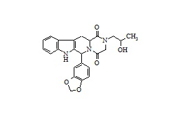 2-Hydroxypropylnortadalafil