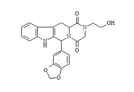 2-Hydroxyethyl Nortadalafil