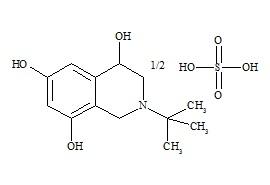 Terbutaline Impurity B Sulphate