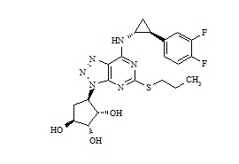 Ticagrelor impurity G (Ticagrelor metabolite)