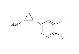 Ticagrelor Related Compound 5 ((1R, 2R)-2-(3,4-Difluorophenyl)cyclopropanamine)