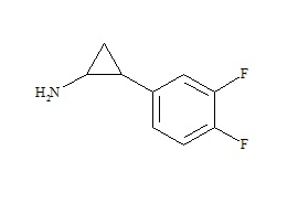 Ticagrelor Related Compound 7 (rac-2-(3,4-Difluorophenyl)cyclopropanamine)