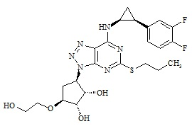 Ticagrelor Related Compound 10