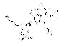 Ticagrelor Related Compound 12