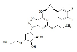 Ticagrelor Related Compound 13