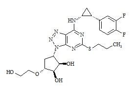 Ticagrelor Related Compound 14