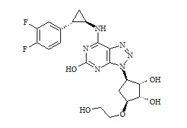 Ticagrelor Related Compound 15