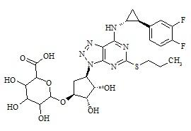 AR-C124910XX-O-Glucuronide