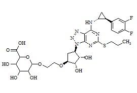 Ticagrelor O-Glucuronide