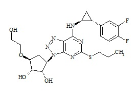 Ticagrelor Related Compound 16