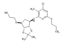 Ticagrelor Related Compound 17
