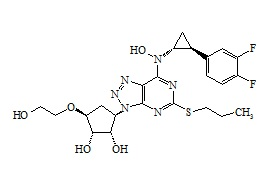 Ticagrelor Related Compound 33 (DP4)