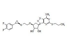 Ticagrelor Related Compound 35 (DP7)