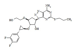 Ticagrelor Related Compound 36 (DP8)