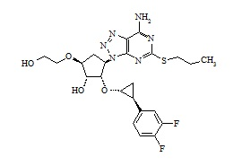 Ticagrelor Related Compound 37 (DP9)