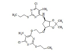 Ticagrelor Related Compound 39