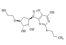 Ticagrelor Related Compound 47