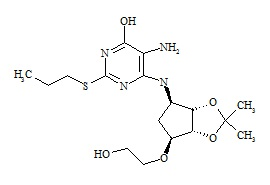 Ticagrelor Related Compound 50