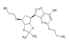 Ticagrelor Related Compound 51