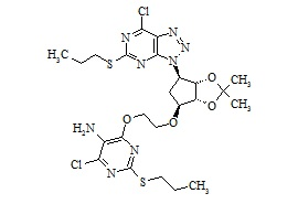 Ticagrelor Related Compound 53