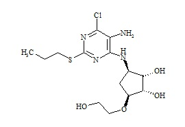 Ticagrelor Related Compound 57