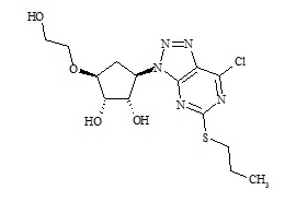 Ticagrelor Related Compound 59