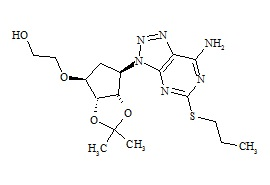 Ticagrelor Related Compound 60