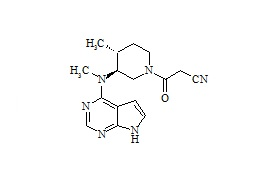 Tofacitinib Impurity B
