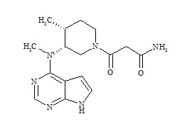 Tofacitinib Related Compound 7