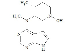 Tofacitinib N-hydroxy impurity