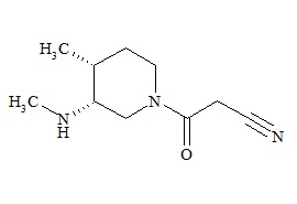 Tofacitinib related compound 2