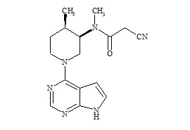 Tofacitinib related compound 4