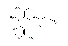 Tofacitinib Related Compound 11