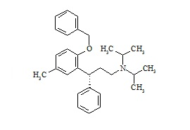 Tolterodine O-Benzyl Impurity