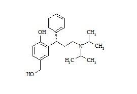 (S)-5-Hydroxymethyl Tolterodine